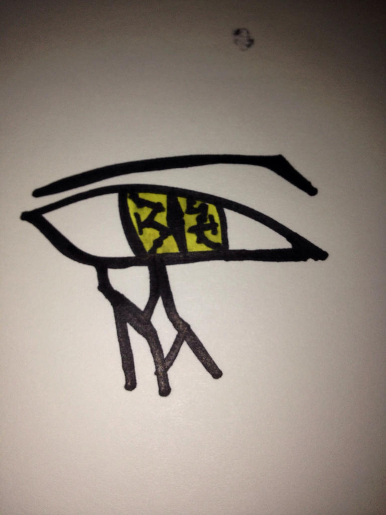 Dark Angel eye by MsMario317