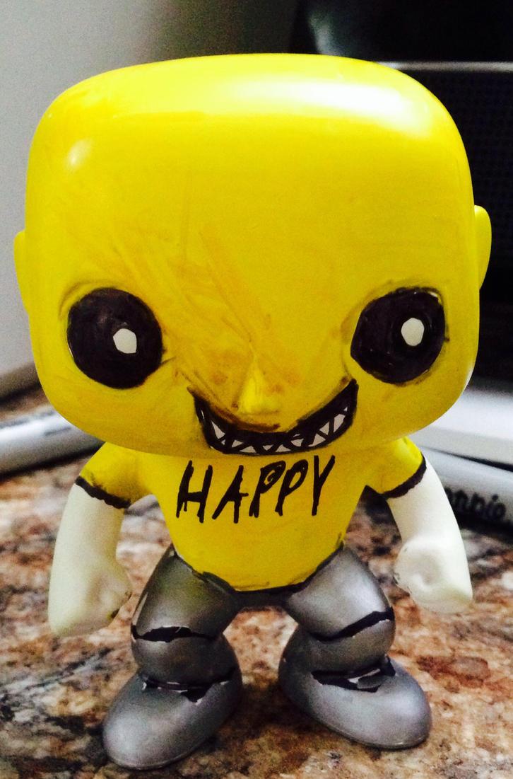 Mr. Mood-Change Figurine by MsMario317