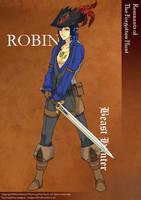 Robin - Amnesia State by eadgear