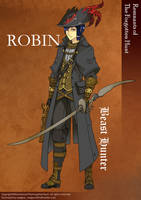 Robin - Normal State by eadgear