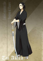 Tai Akira by eadgear