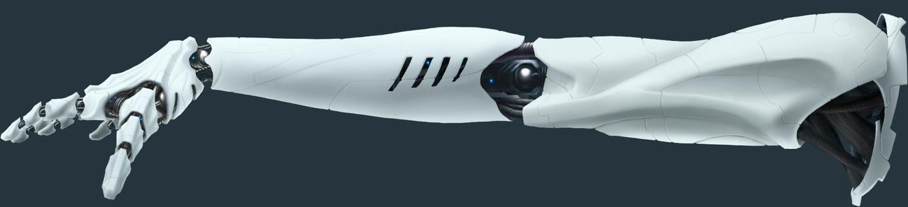 Cybernetic Arm by Ragaru