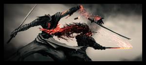 Kill Genji 'A Sword Shattered'