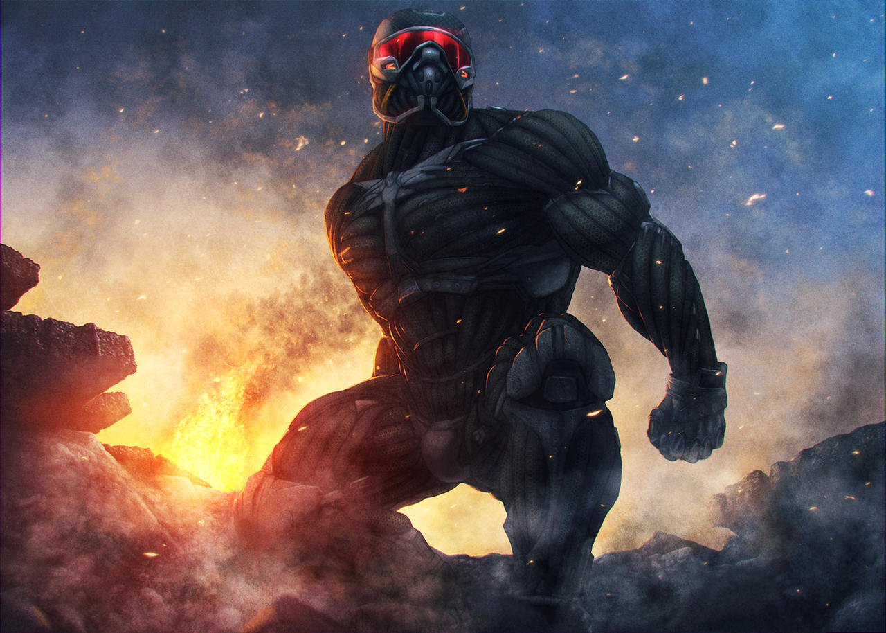 Crysis 2 - You are the Weapon by Ragaru