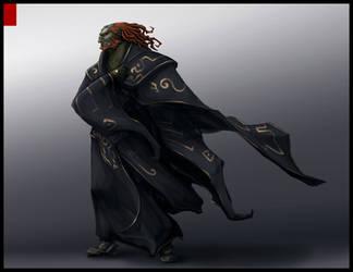 Stylized Ganondorf -Animaquette- by Ragaru