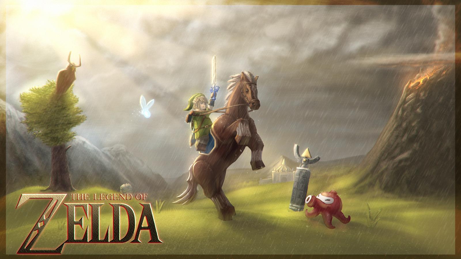 - The Legend of Zelda LEGO Project - by Ragaru