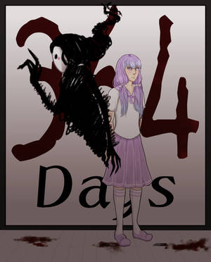364 Days Contest Entry [Warning: Self harm] by DistortedWhispers