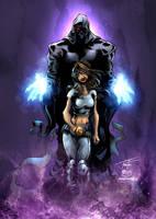 GOTHIC shadow of the wraith by Razielssecret