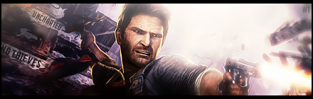 Uncharted 2 Sign' by Warriortidus