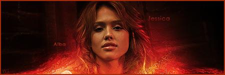 Jessica Alba Sign' by Warriortidus