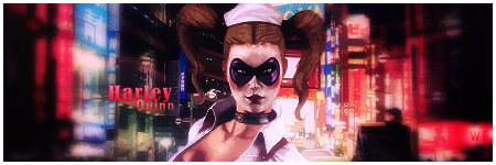 Harley Quinn Sign' by Warriortidus
