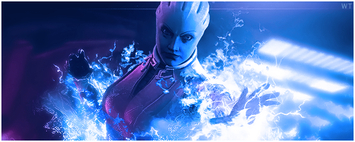 Liara Sign' by Warriortidus