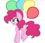 Balloons? Balloons.