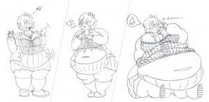 Supersized Sayori Sequence!