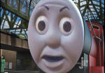 Pouty James (S20) + Thomas' O Face (S1)