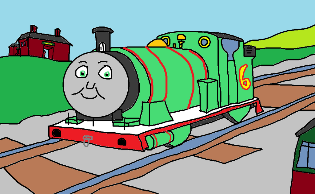 Percy Thomas And Friends The Modern Series By ZachmanAwesomenessII