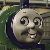 Percy Happy Thomas Emote
