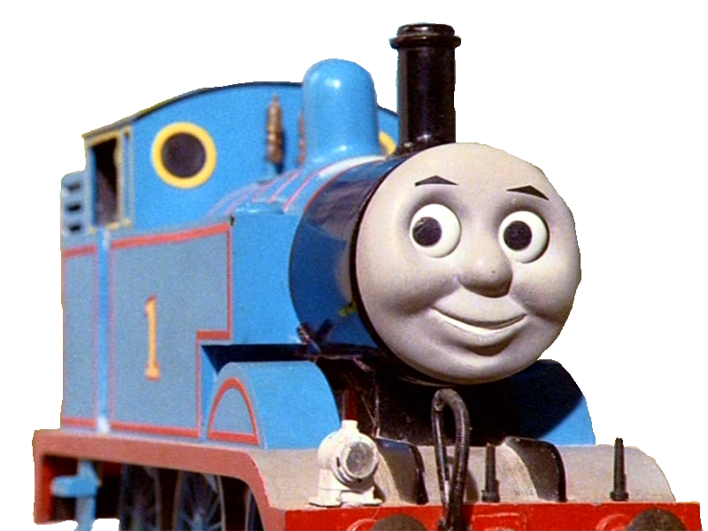 Transparent - Thomas the Tank Engine (01) by ...