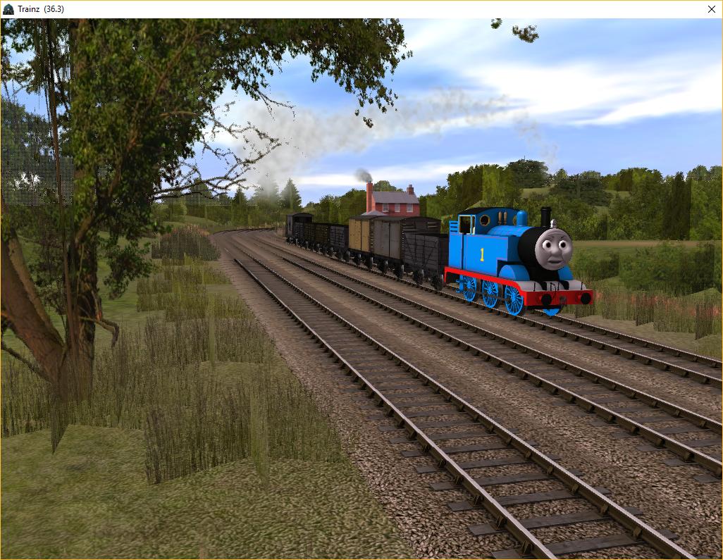 Thomas And The Trucks By ZachmanAwesomenessII On DeviantArt