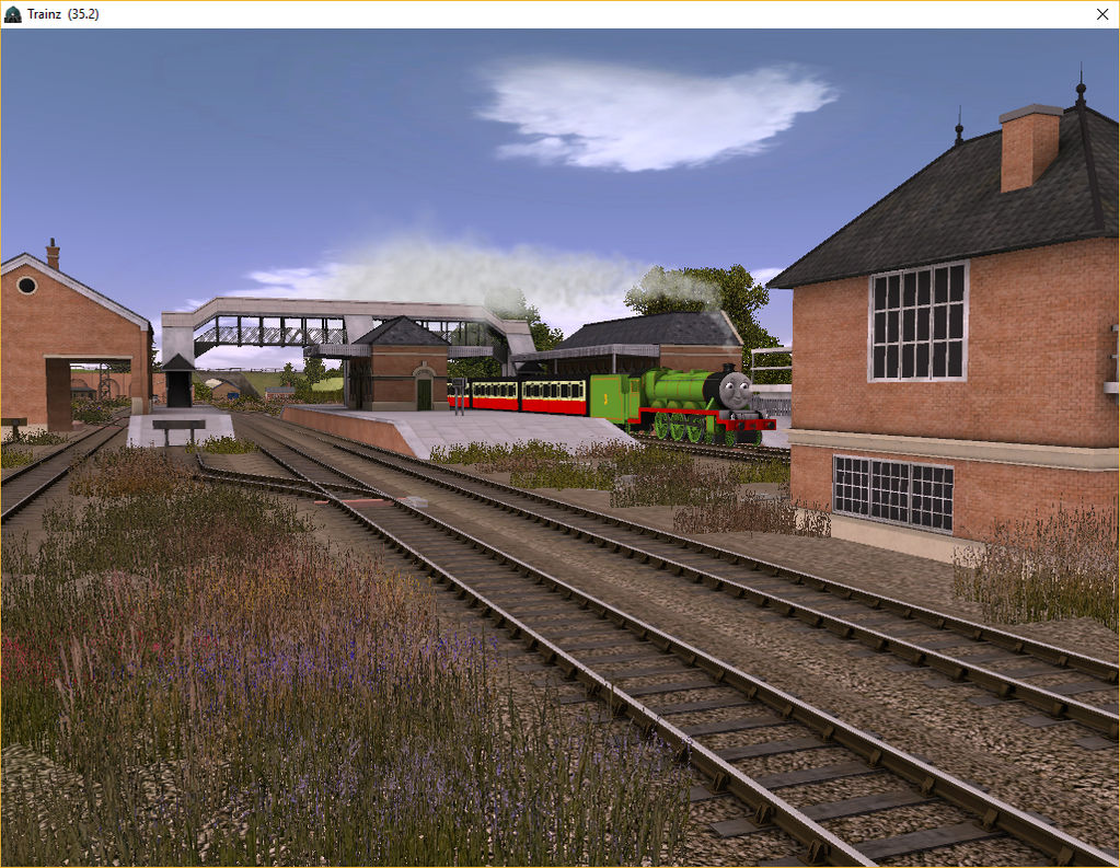 Kellsthorpe Station by ZachmanAwesomenessII on DeviantArt