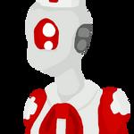 Robotic Nurse by Boo-tastic