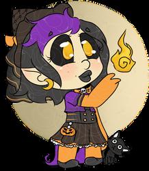 Halloweenie by Boo-tastic