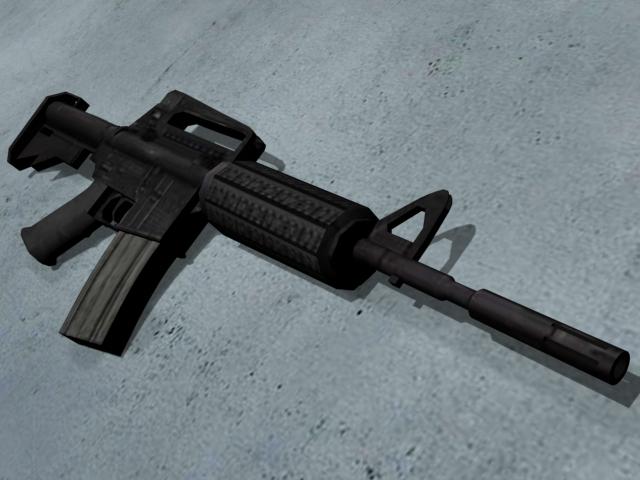 M4A1 '2'
