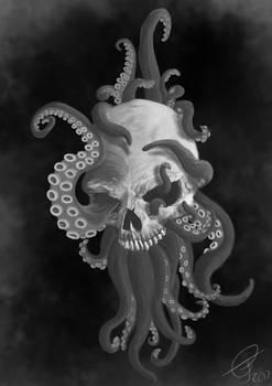Tantacle Skull Finished