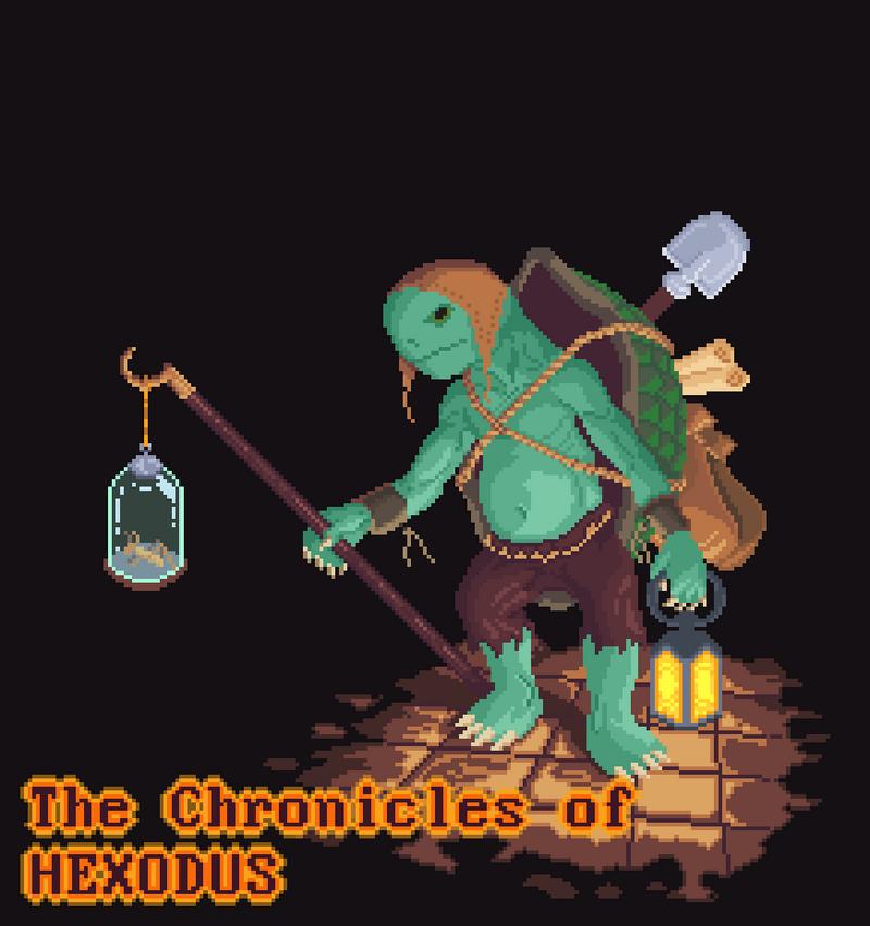 Chronicles of Hexodus Entry 1: The Turtle Folk by Dulcahn