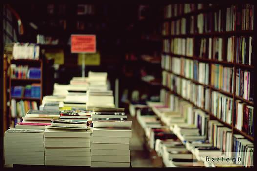 silent bookstore