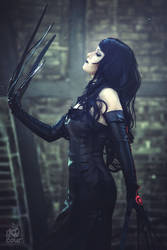 FMA: Lust cosplay by Alvi