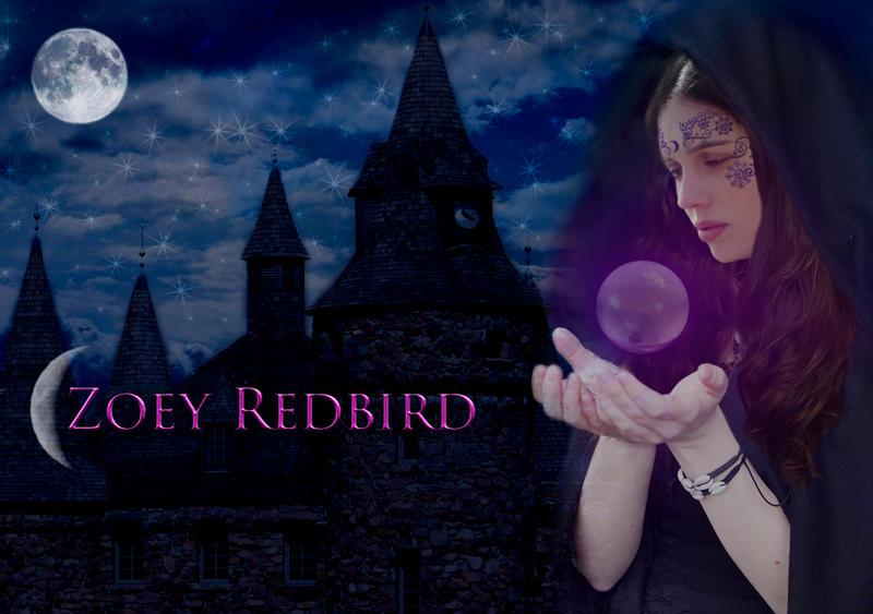 Zoey Redbird by angiezinha