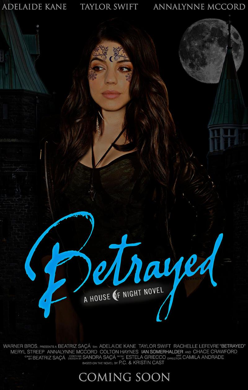 Betrayed Poster by angiezinha