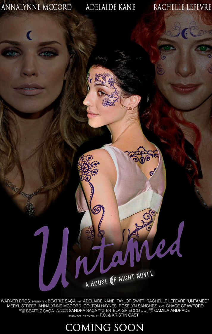 Untamed by angiezinha