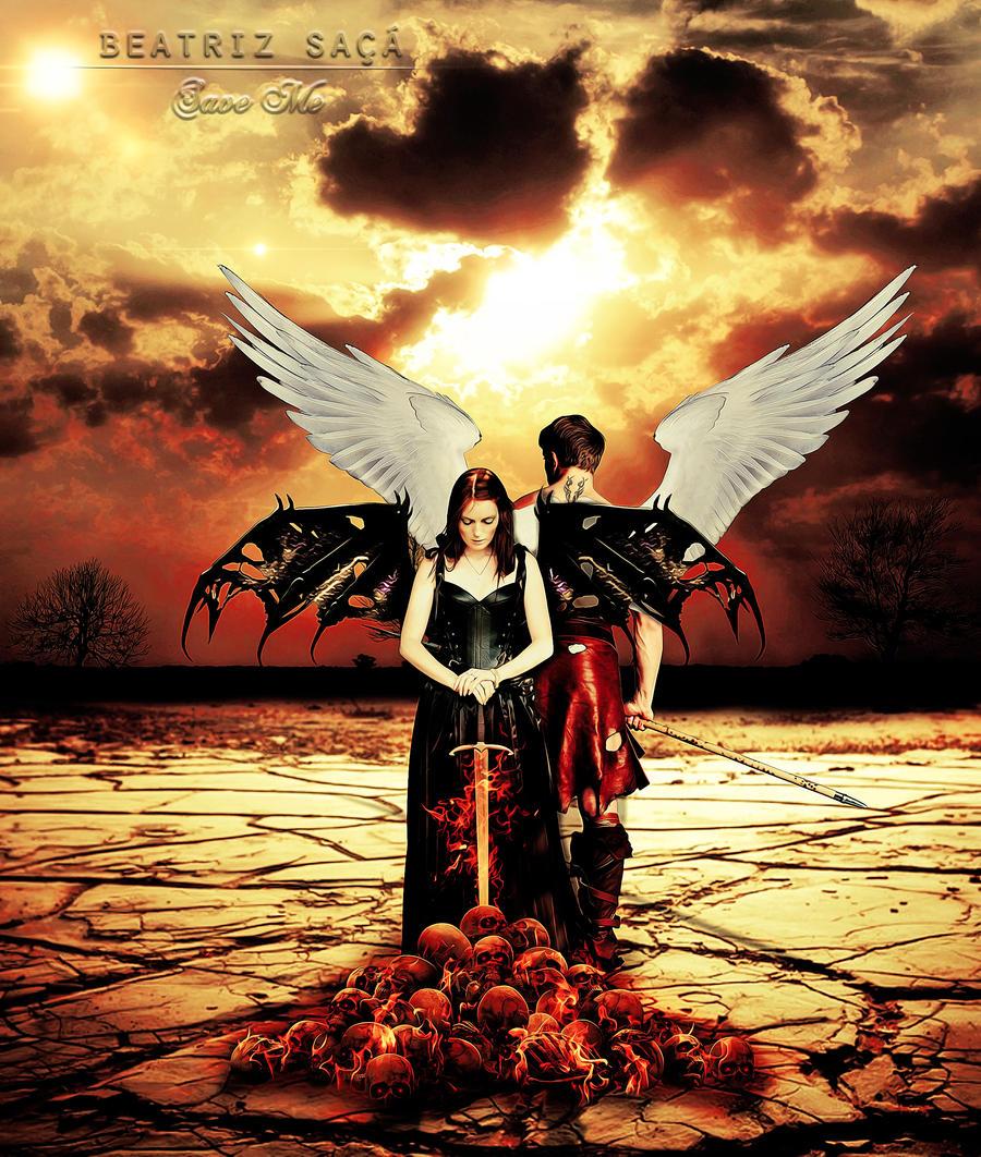 Save Me by angiezinha