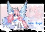 Pony Snow Angel Adopt [OPEN]