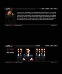 Designer clothes portfolio