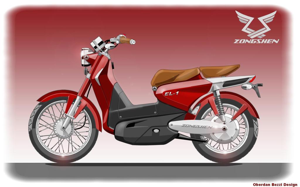 Diseño De Motos Oberdan Bezzi