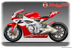 MALAGUTI RACING MOTO2