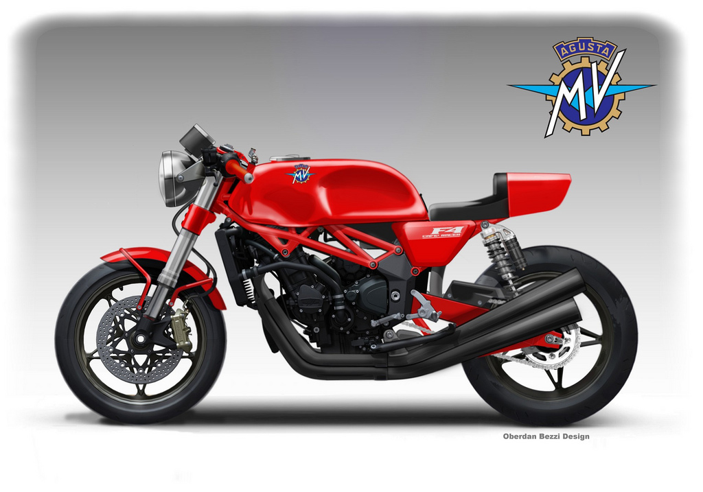 Ducati V Naked Future