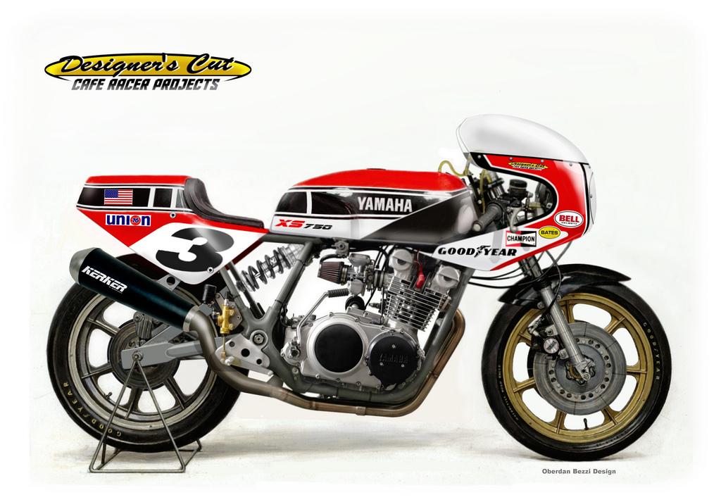 Yamaha Xs 750 Riverside by obiboi