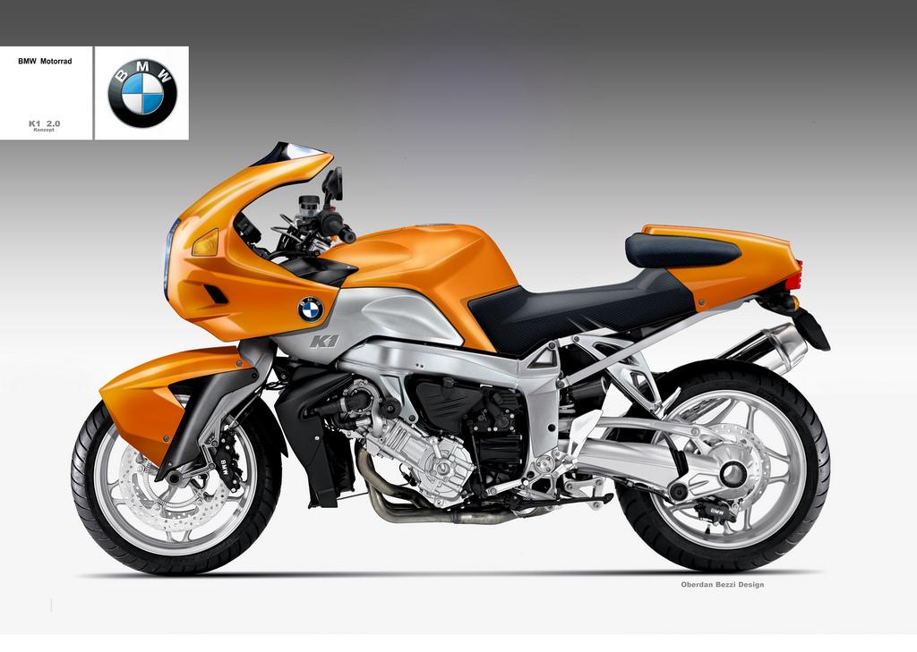 BMW K1 2.0 Konzept by obiboi