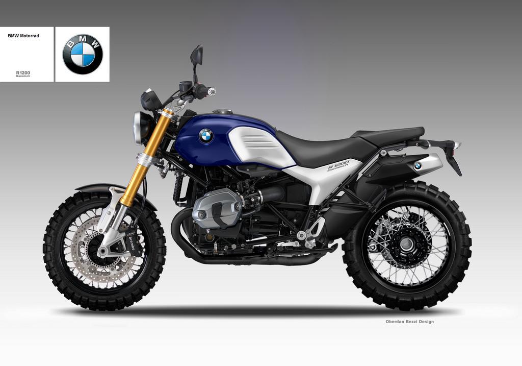 BMW R 1200 GARMISCH by obiboi
