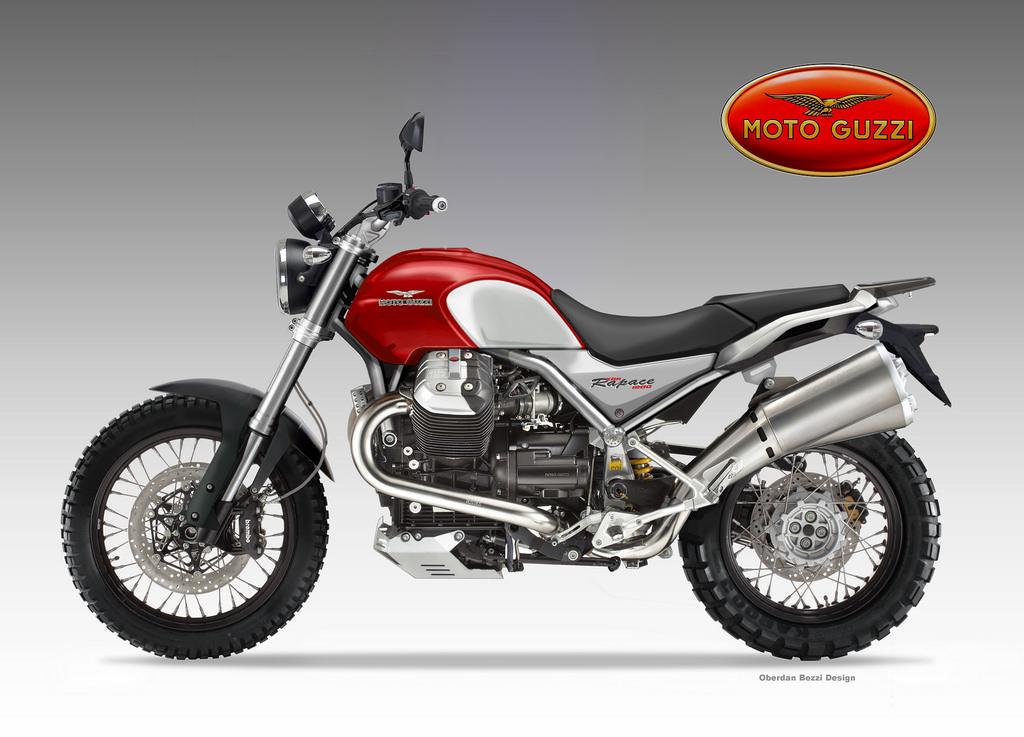 MOTO GUZZI XBR 1200 RAPACE by obiboi