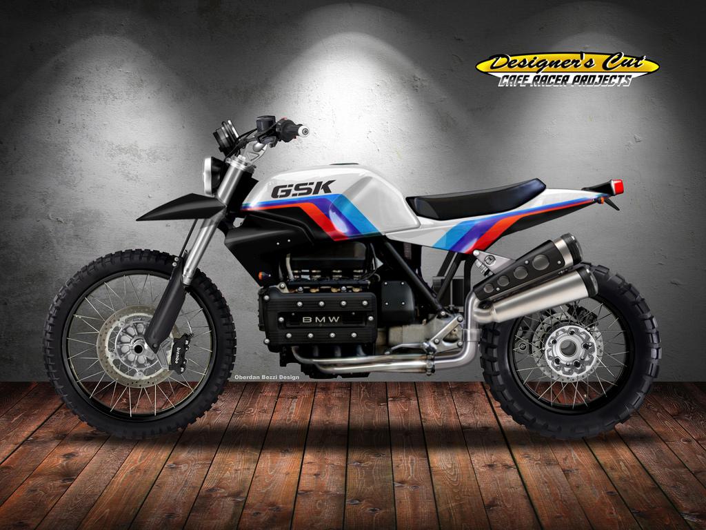 BMW GSK 100 by obiboi