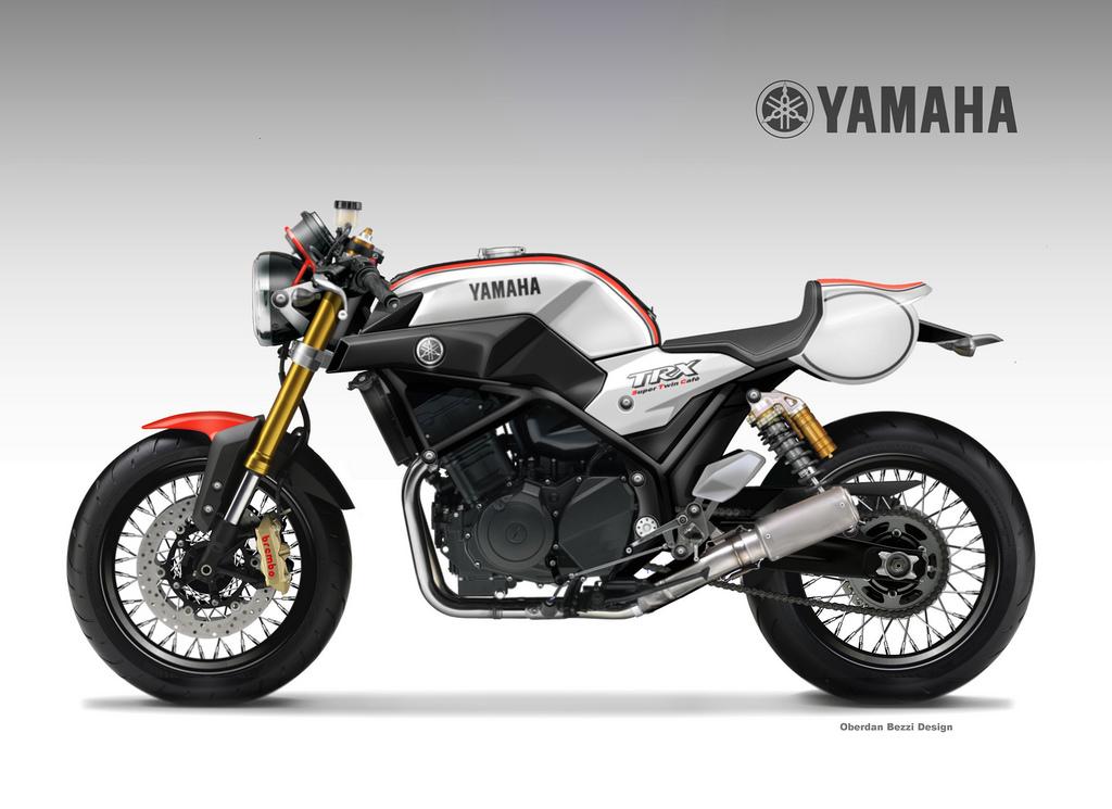 YAMAHA TRX 900 STC by obiboi