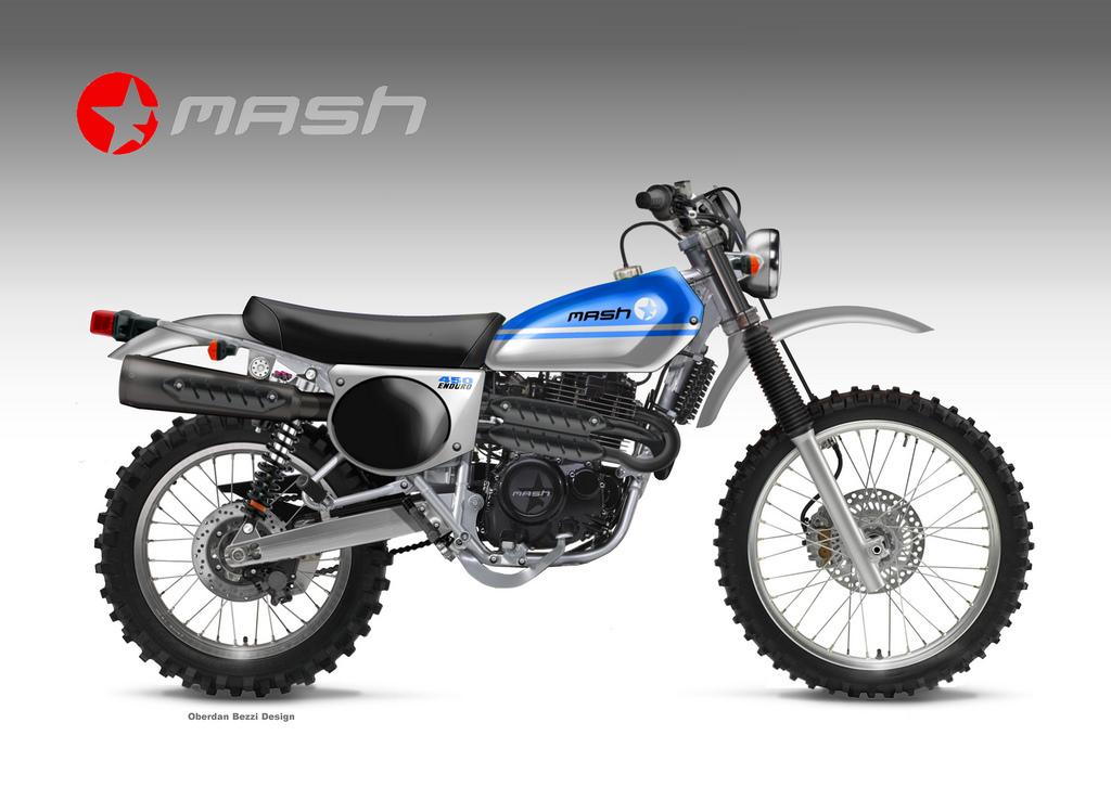 MASH ENDURO 450 by obiboi