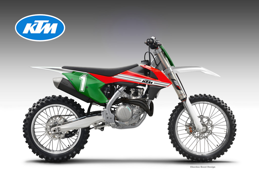 KTM 2016 MOISEEV HOMMAGE Limited Edition by obiboi