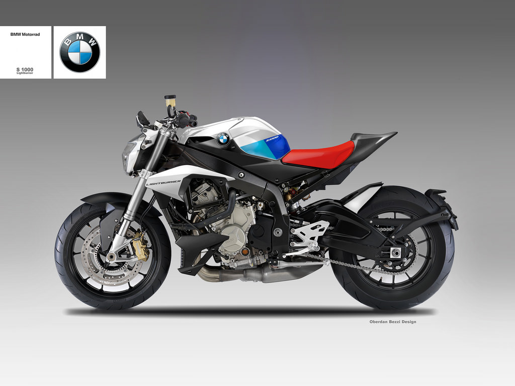 BMW S 1000 LIGHTBURNER by obiboi