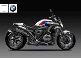 BMW HP2 ACCELERATOR